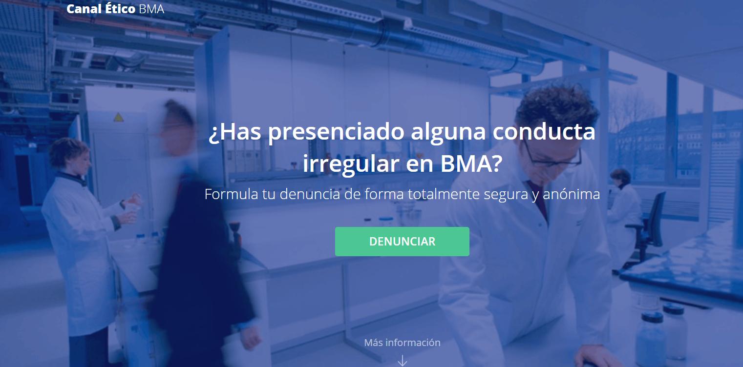Canal Ético BMA