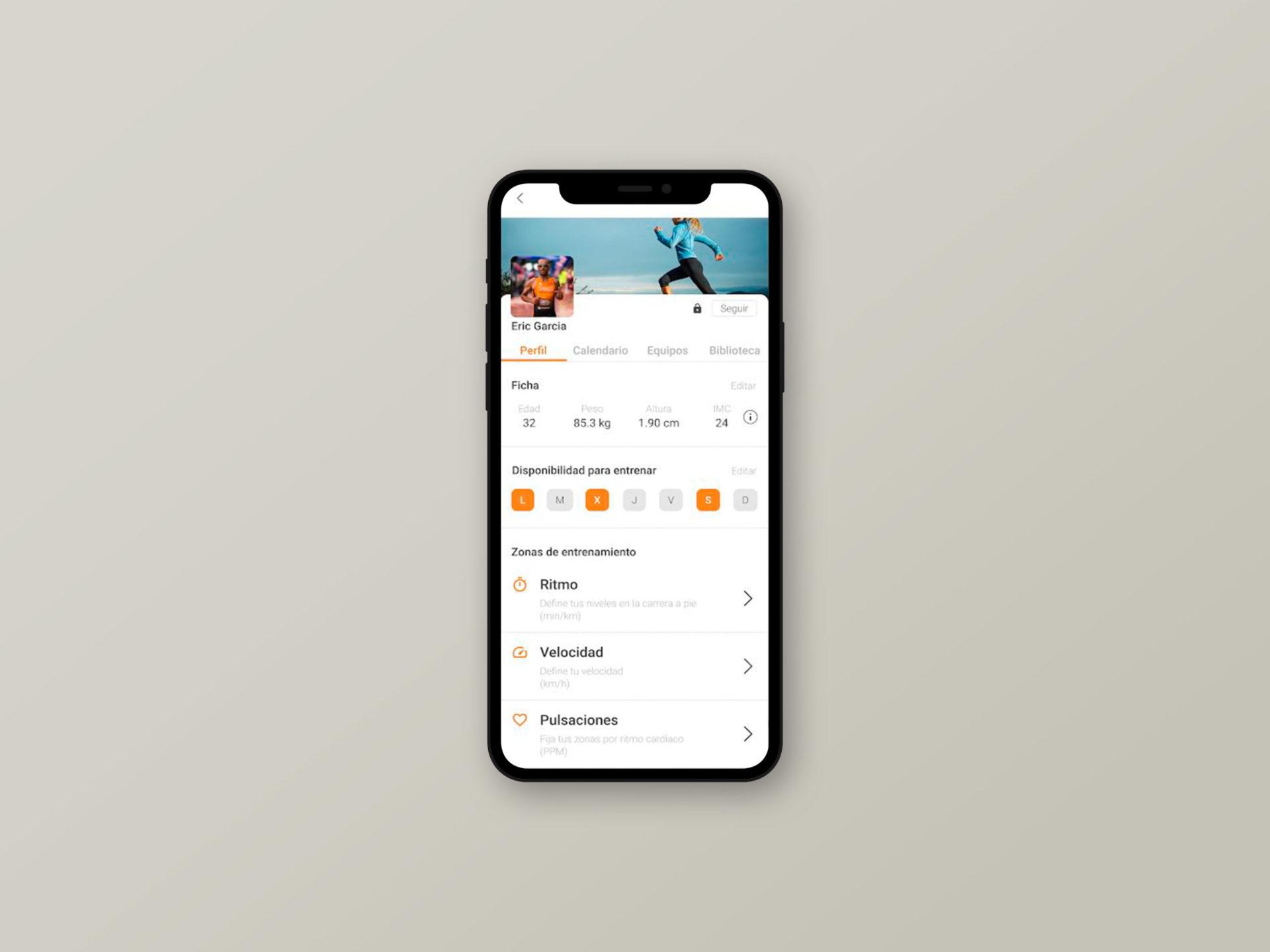 NectarSport app